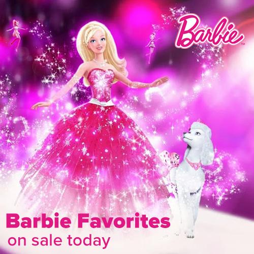 Barbie Favorites