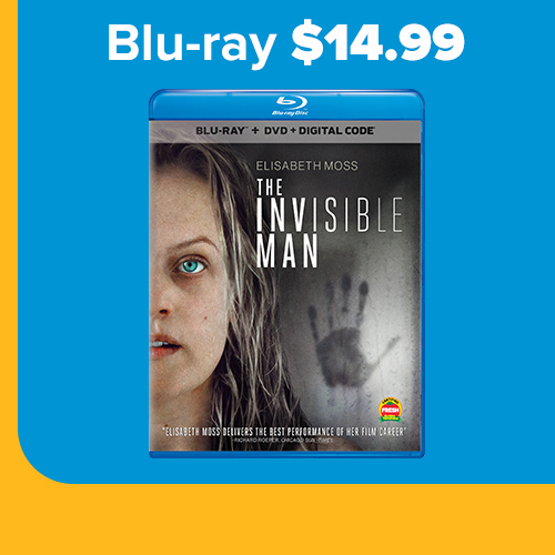 Blu-ray $14.99