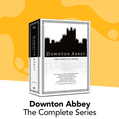 Downton Abbey: The Complete Series