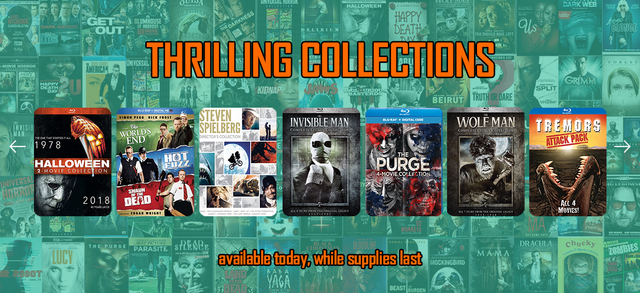 Thrilling Collections