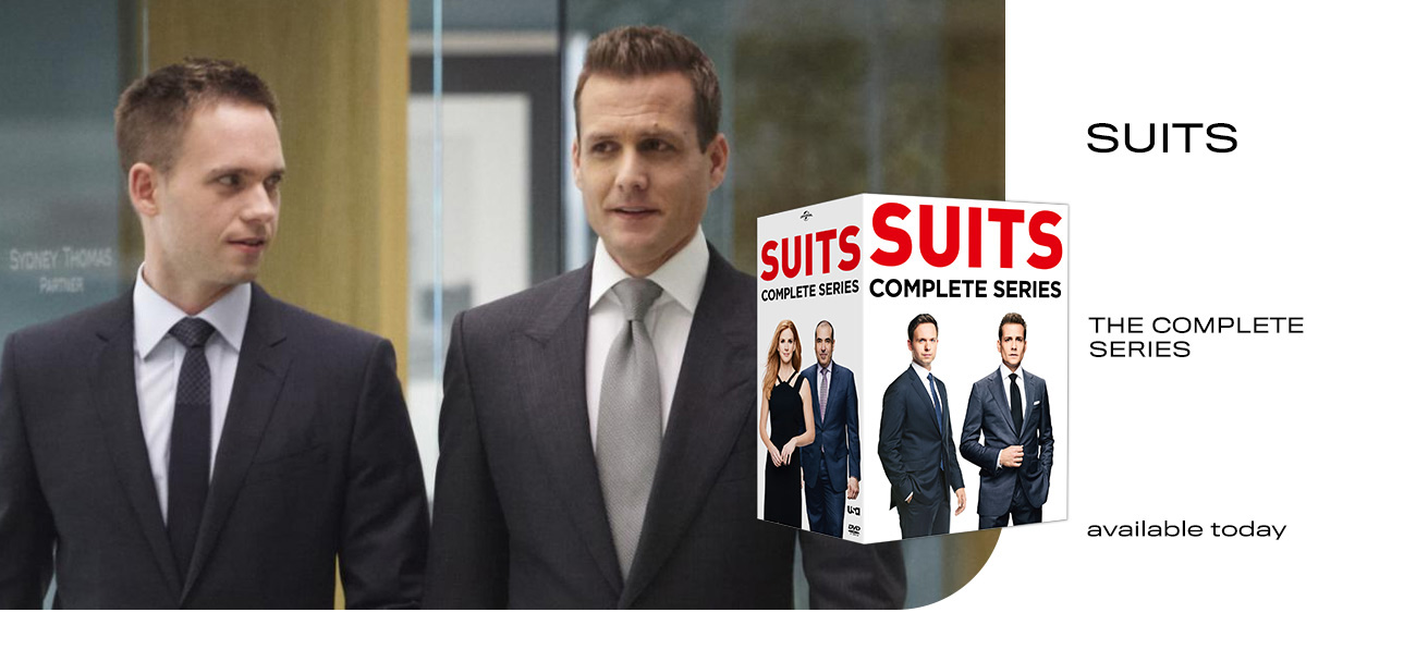 Suits The Complete Series