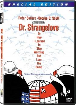 Dr Strangelove (Special Edition) [DVD]