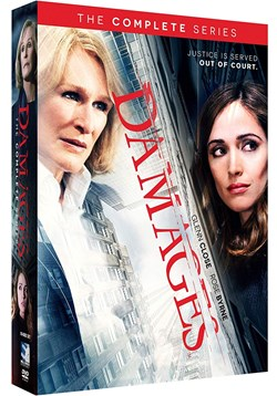 Damages - The Complete Series [DVD]