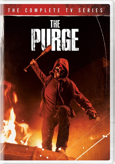 The Purge: The Complete TV Series (Box Set) [DVD]