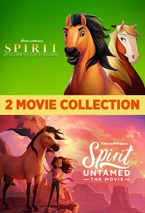 Spirit - 2 Movie Collection [DVD]