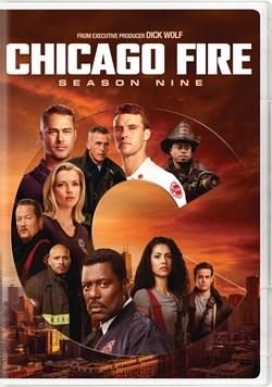 Chicago Fire: Season Nine (Box Set) [DVD]