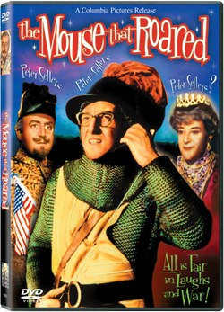 The Mouse That Roared [DVD]