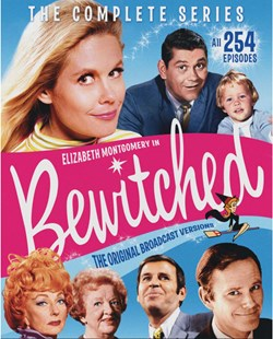 Bewitched - Complete Series [DVD]