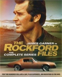 The Rockford Files - The Complete Series [DVD]