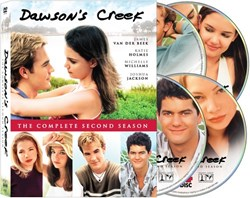 Dawson's Creek: The Complete Second Season [DVD]