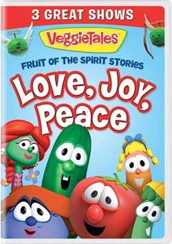 VeggieTales: Fruits of the Spirit Stories - Volume 1 [DVD]