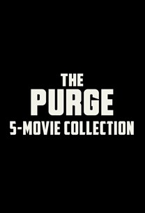 The Purge: 5-movie Collection (Box Set) [DVD]