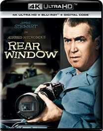 Rear Window (4K Ultra HD + Blu-ray) [UHD]