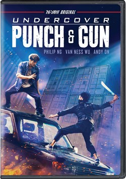 Undercover Punch and Gun [DVD]