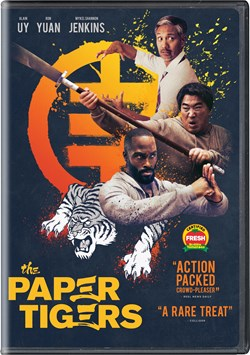 The Paper Tigers [DVD]