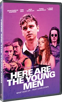 Here Are the Young Men [DVD]