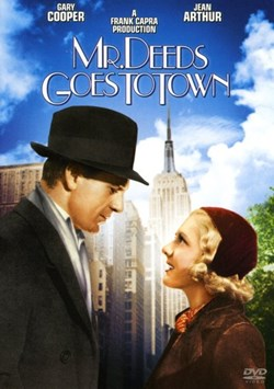 Mr. Deeds Goes to Town [DVD]