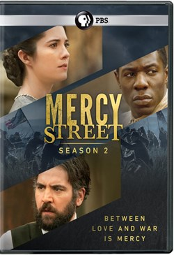 Mercy Street: Season 2 (2017) [DVD]