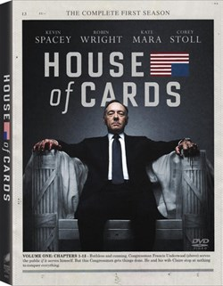 House of Cards: The Complete First Season (Box Set) [DVD]