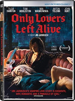Only Lovers Left Alive [DVD]
