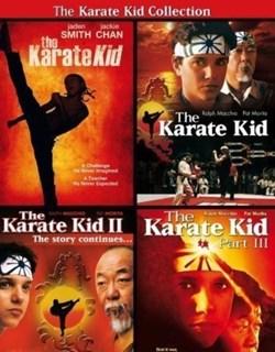Karate Kid 1-3 /  Karate Kid (2010) /  Karate Kid [DVD]