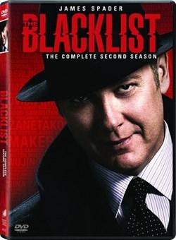The Blacklist: The Complete Second Season (Box Set) [DVD]