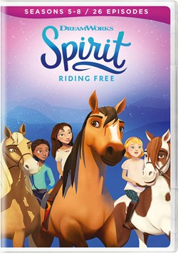 Spirit Riding Free: Seasons 5 - 8 [DVD]