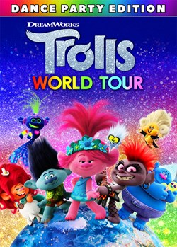 Trolls World Tour (Dance Party Edition) [DVD]