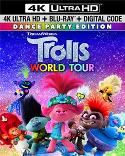 Trolls World Tour (4K Ultra HD) [UHD]