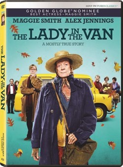 The Lady in the Van [DVD]