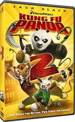 Kung Fu Panda 2 (2011) [DVD]