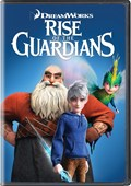 Rise of the Guardians (New Artwork) [DVD]