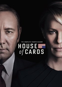 House of Cards: The Complete Fourth Season (Box Set) [DVD]