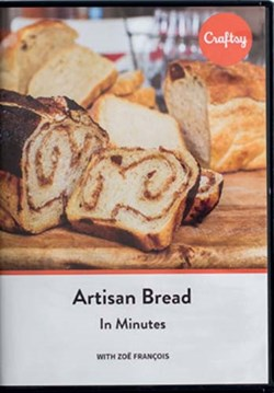 Artisan Bread in Minutes [DVD]