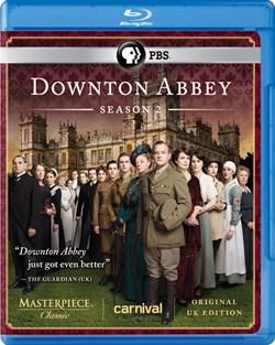 Masterpiece: Downton Abbey - Season 2 [Blu-ray]