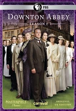 Masterpiece: Downton Abbey - Season 1 [DVD]