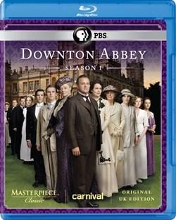 Masterpiece: Downton Abbey - Season 1 [Blu-ray]