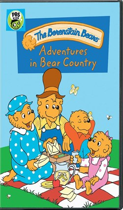 The Berenstain Bears: Adventures in Bear Country [DVD]