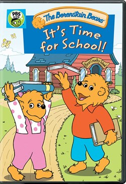 The Berenstain Bears: It's Time for School! [DVD]