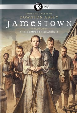 Jamestown: Season Three [DVD]
