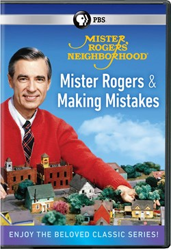 Mister Rogers' Neighborhood: Mister Rogers and Making Mistake [DVD]