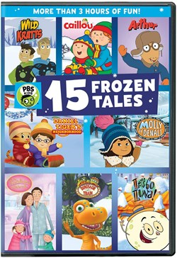 PBS Kids: 15 Frozen Tales [DVD]