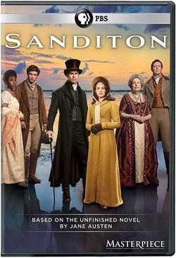 Masterpiece: Sanditon [DVD]
