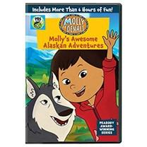 Molly of Denali: Molly's Awesome Alaskan Adventures - Volume [DVD]