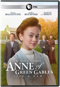 L.M. Montgomery's Anne of Green Gables: Fire & Dew [DVD]