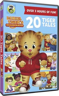 Daniel Tiger's Neighborhood: 20 Tiger Tales [DVD]