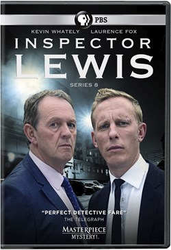 Masterpiece Mystery!: Inspector Lewis - Series 8 [DVD]