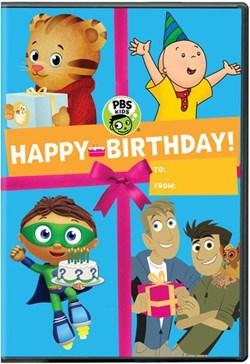 PBS Kids: Happy Birthday! [DVD]