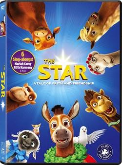 The Star: A Tale of Faith & Friendship (DVD + Digital) [DVD]