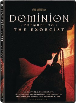 Dominion: Prequel to the Exorcist [DVD]